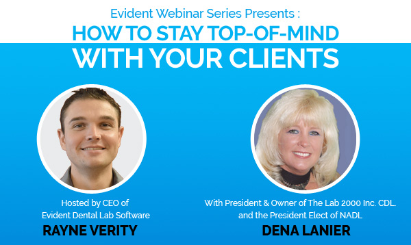 How To Stay Top-of-Mind With Your Clients